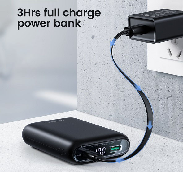 Ugreen's PD Power Bank for iPhone 11 [2019]