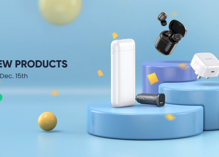 Win Ugreen New Products for 12.12 Grand Year End Sales