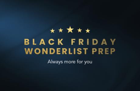 Black Friday Wonderlist Perp UGREEN