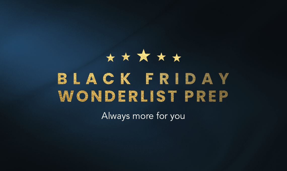 Black Friday Wonderlist Perp UGREEN