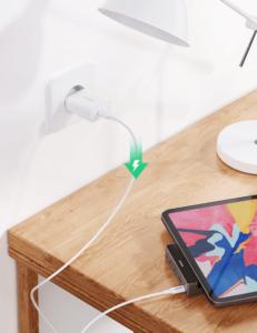 USB C Hub Charging Function