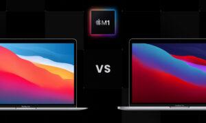 2020 MacBook Pro vs Air