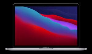 MacBook-Pro display screen