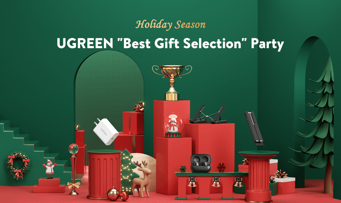 UGREEN Holiday Season