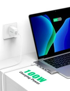 USB-C Hub 100W Charging