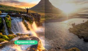 HDMI Dynamic HDR
