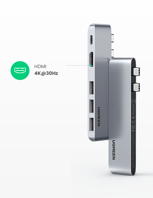 USB-C Hub for Macbook-3