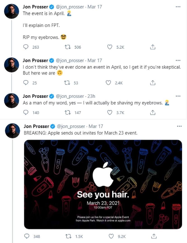 Jon Prosser