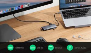 UGREEN 10-IN-1 USB-C Hub