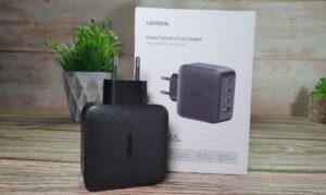 hitechcentury GaN charger