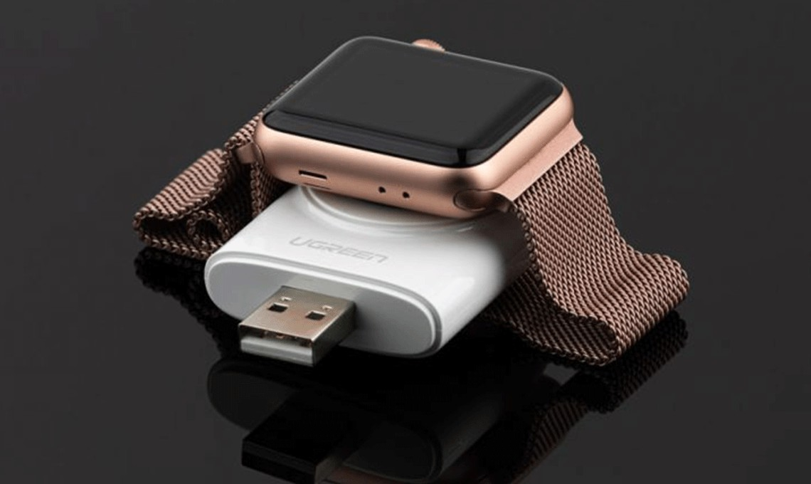 ugreen apple watch charger review