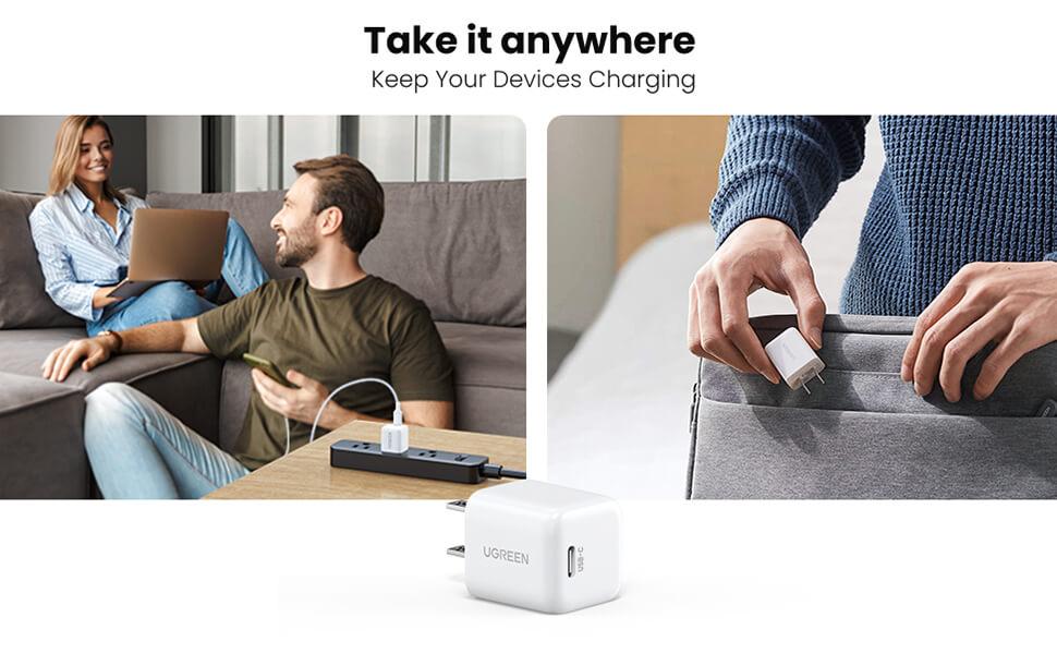 UGREEN 20w mini charger
