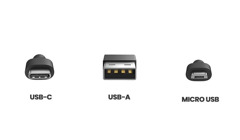 USB port type