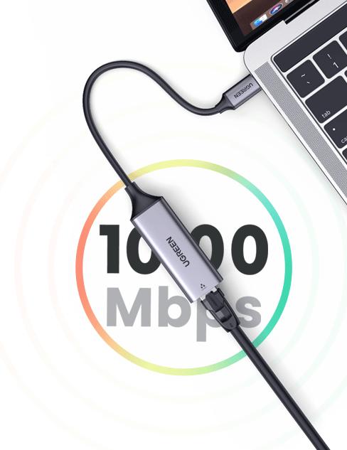 1000Mbps Ethernet adapter