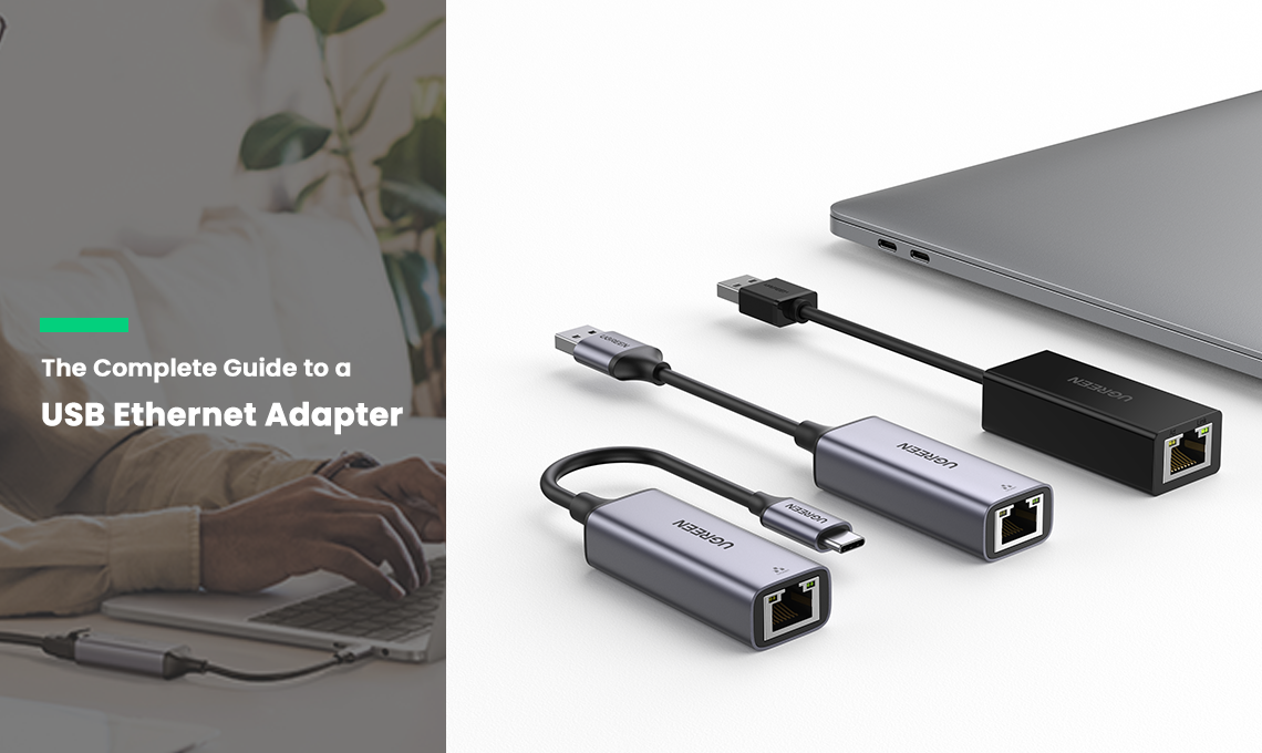 UGREEN USB ethernet adapter collection