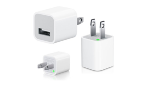 apple's 5V1A charger