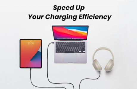 USB-C charging efficiency