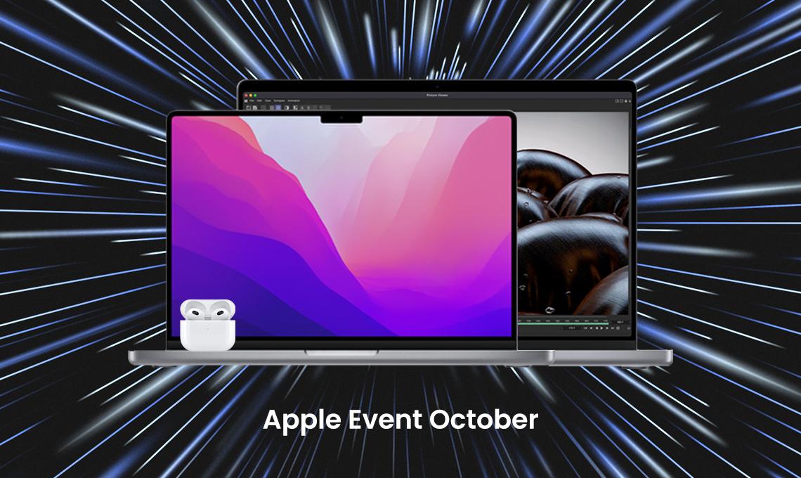 apple event october