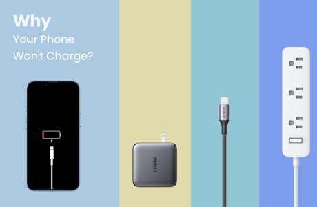 phone won't charge